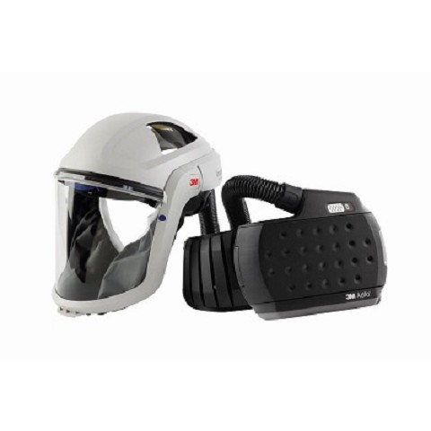 Adflo - Powered Air Purifying Respirator with M-107 screen